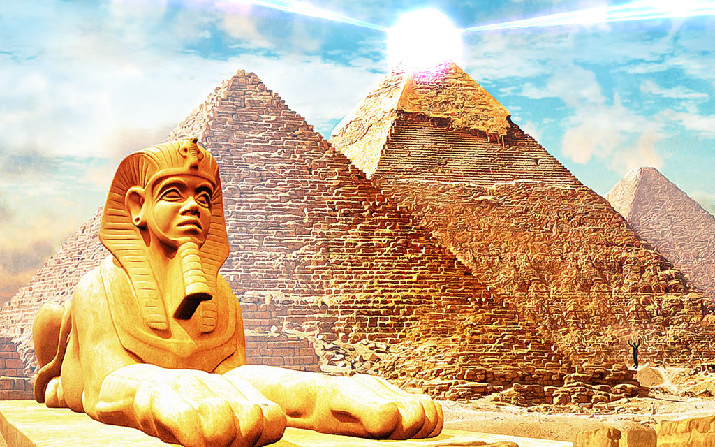 Screenshot 1 for Hide & Secret: Pharaoh's Quest
