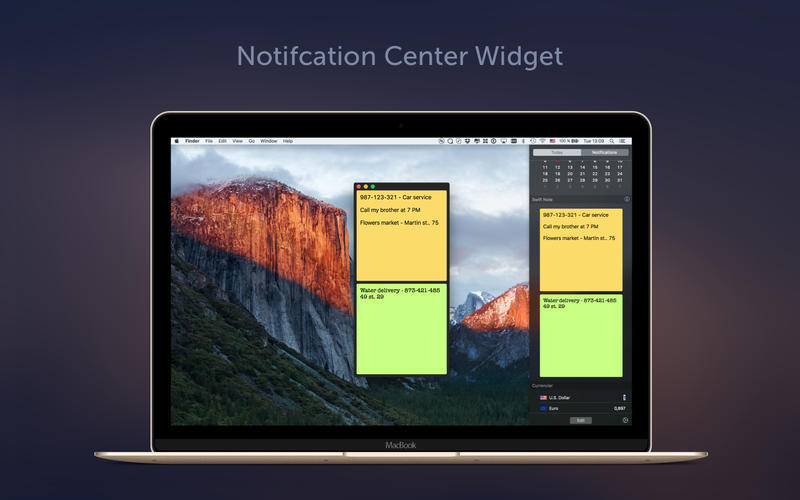 Screenshot 1 for Swift Note