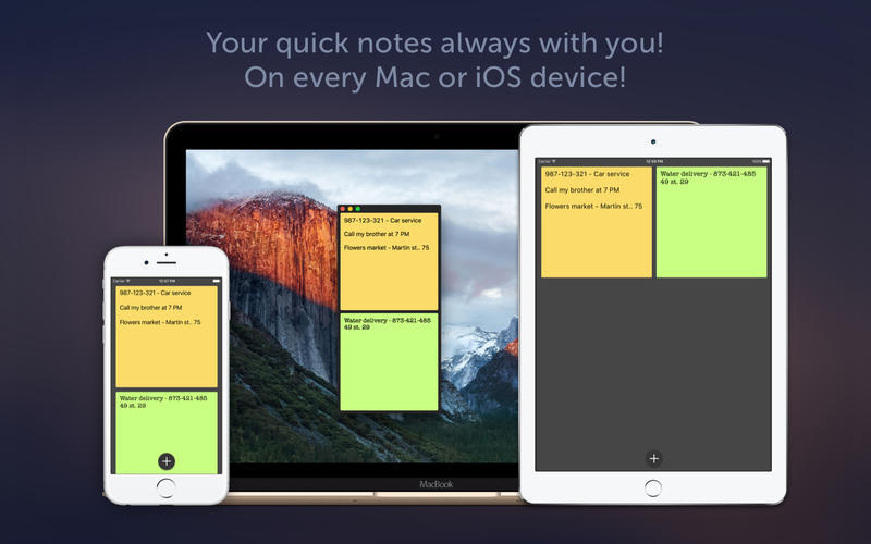 Screenshot 2 for Swift Note