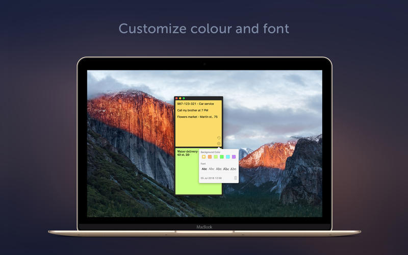 Screenshot 4 for Swift Note