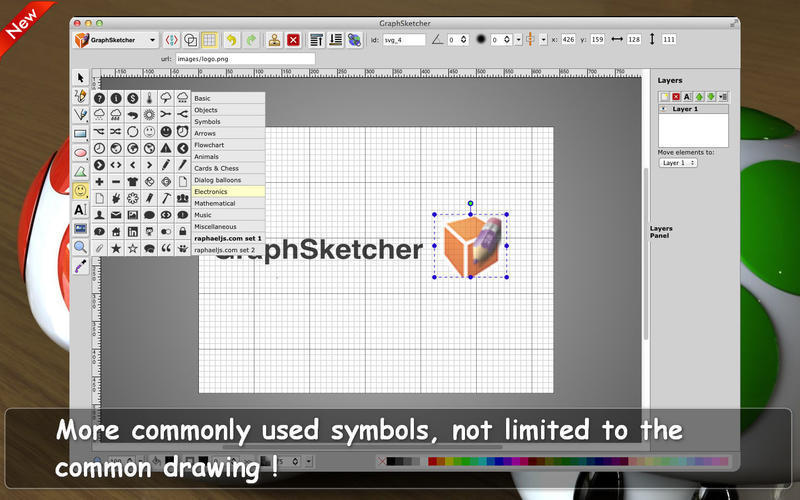 Screenshot 3 for GraphSketcher