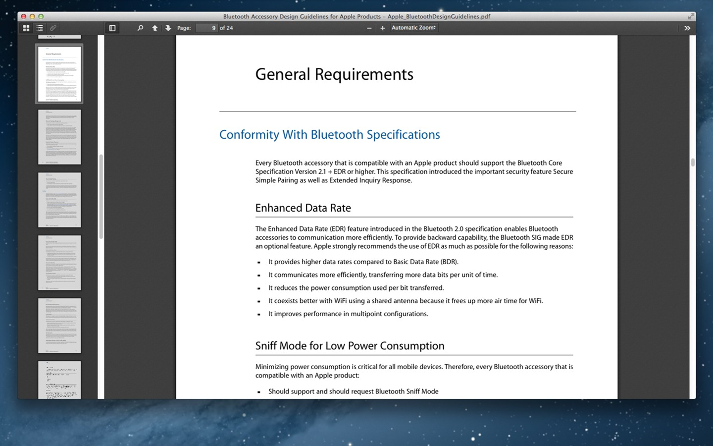 Screenshot 1 for AN PDF