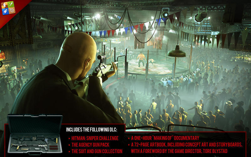 Screenshot 1 for Hitman: Absolution - Elite Edition