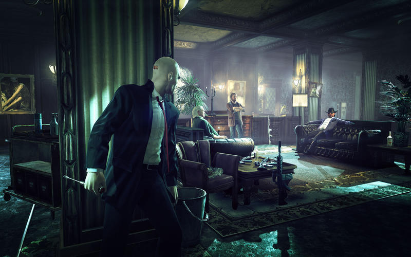 Screenshot 4 for Hitman: Absolution - Elite Edition