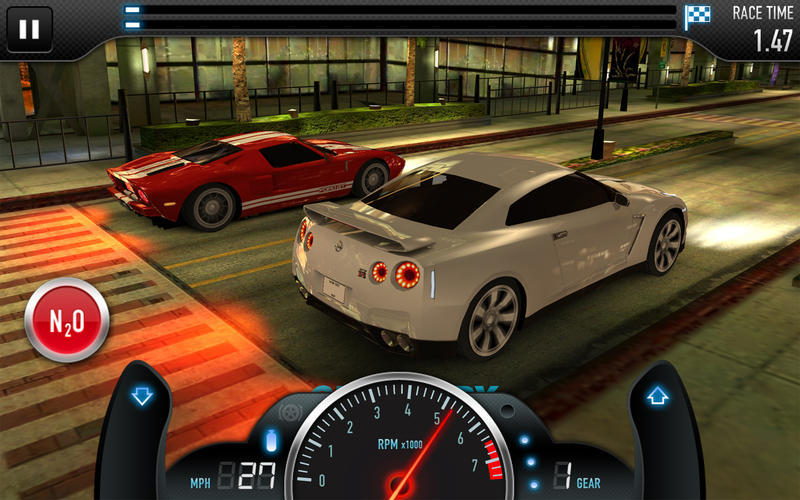 Screenshot 2 for CSR Racing