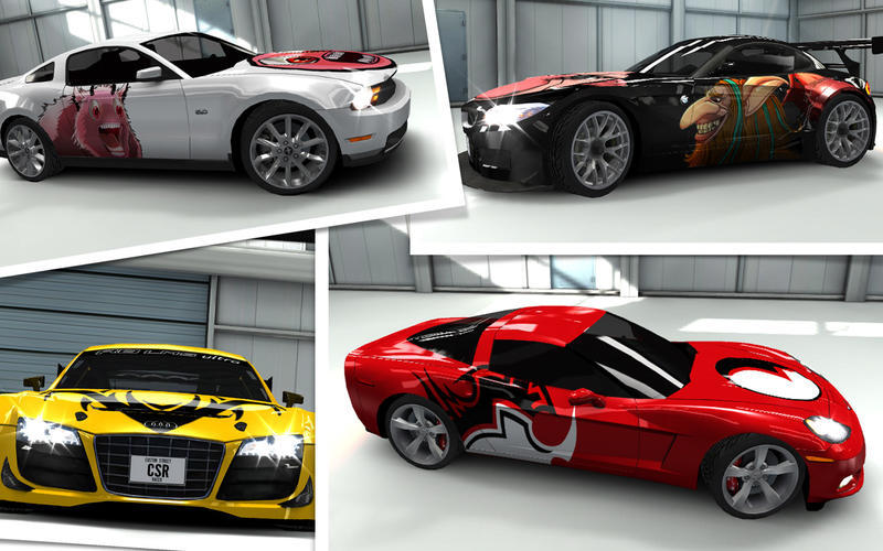 Screenshot 3 for CSR Racing