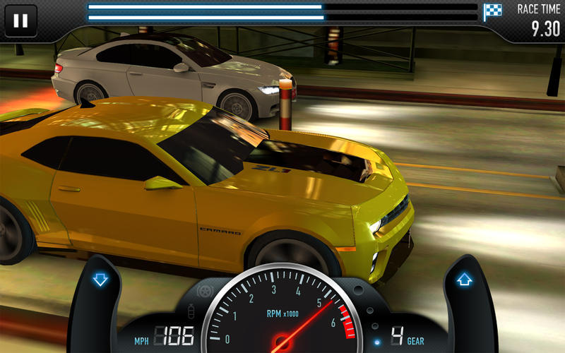 Screenshot 4 for CSR Racing