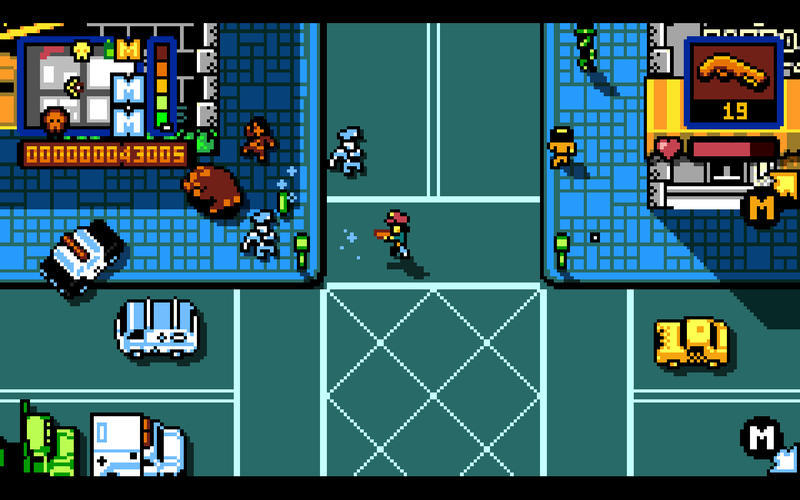 Screenshot 5 for Retro City Rampage DX