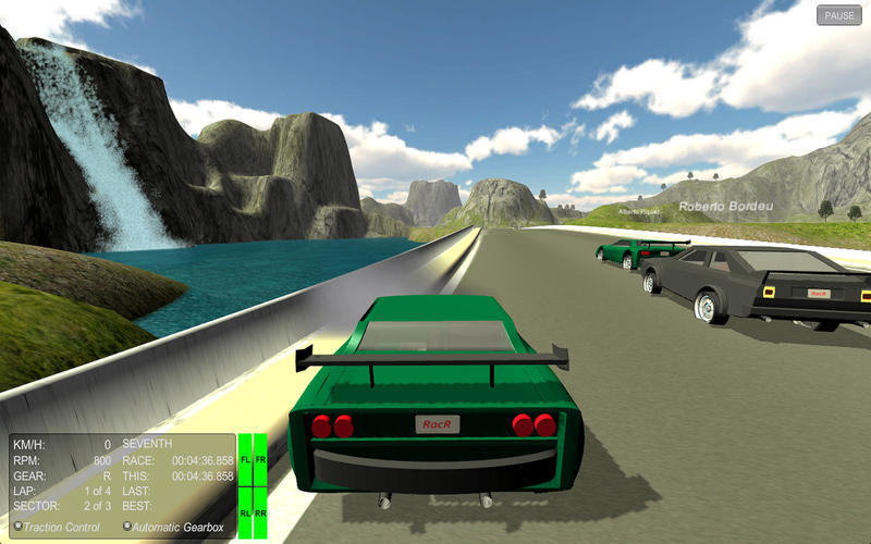 Screenshot 5 for RacR