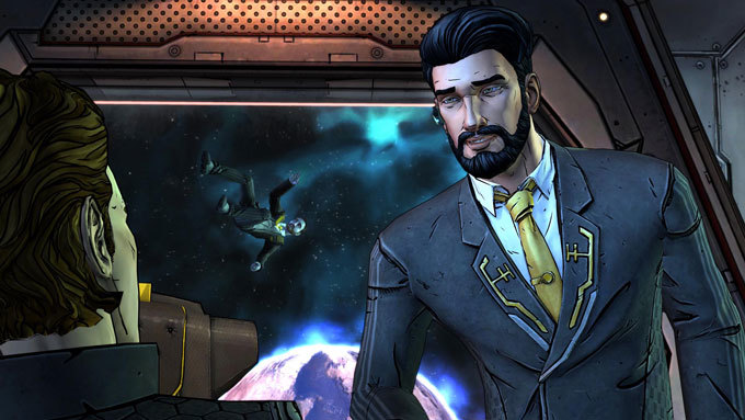 Screenshot 1 for Tales from the Borderlands - A Telltale Games Series