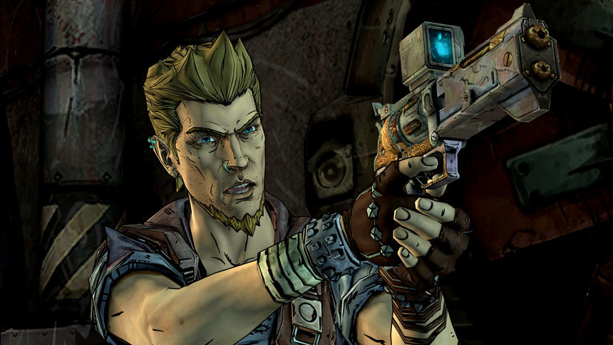 Screenshot 3 for Tales from the Borderlands - A Telltale Games Series