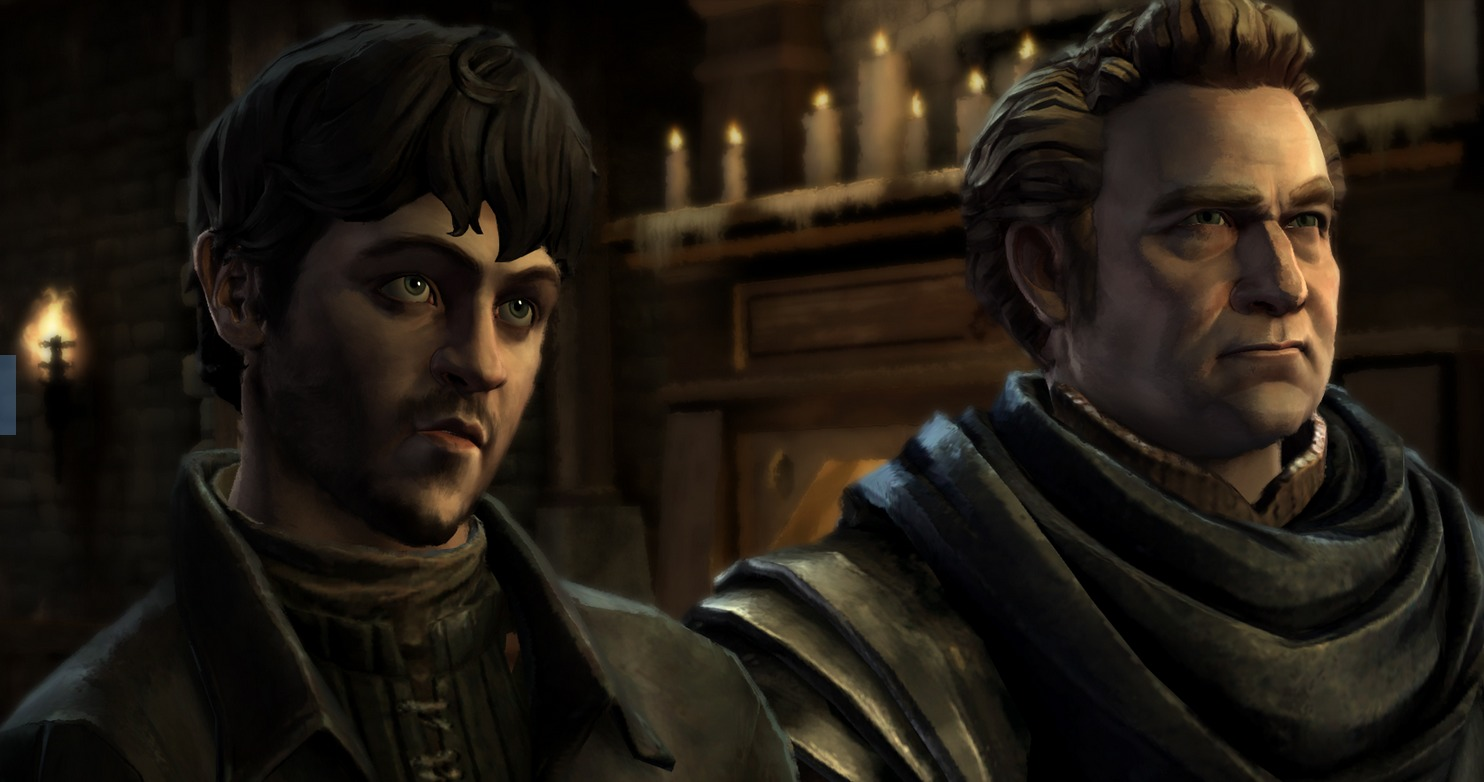 Screenshot 1 for Game of Thrones – A Telltale Games Series