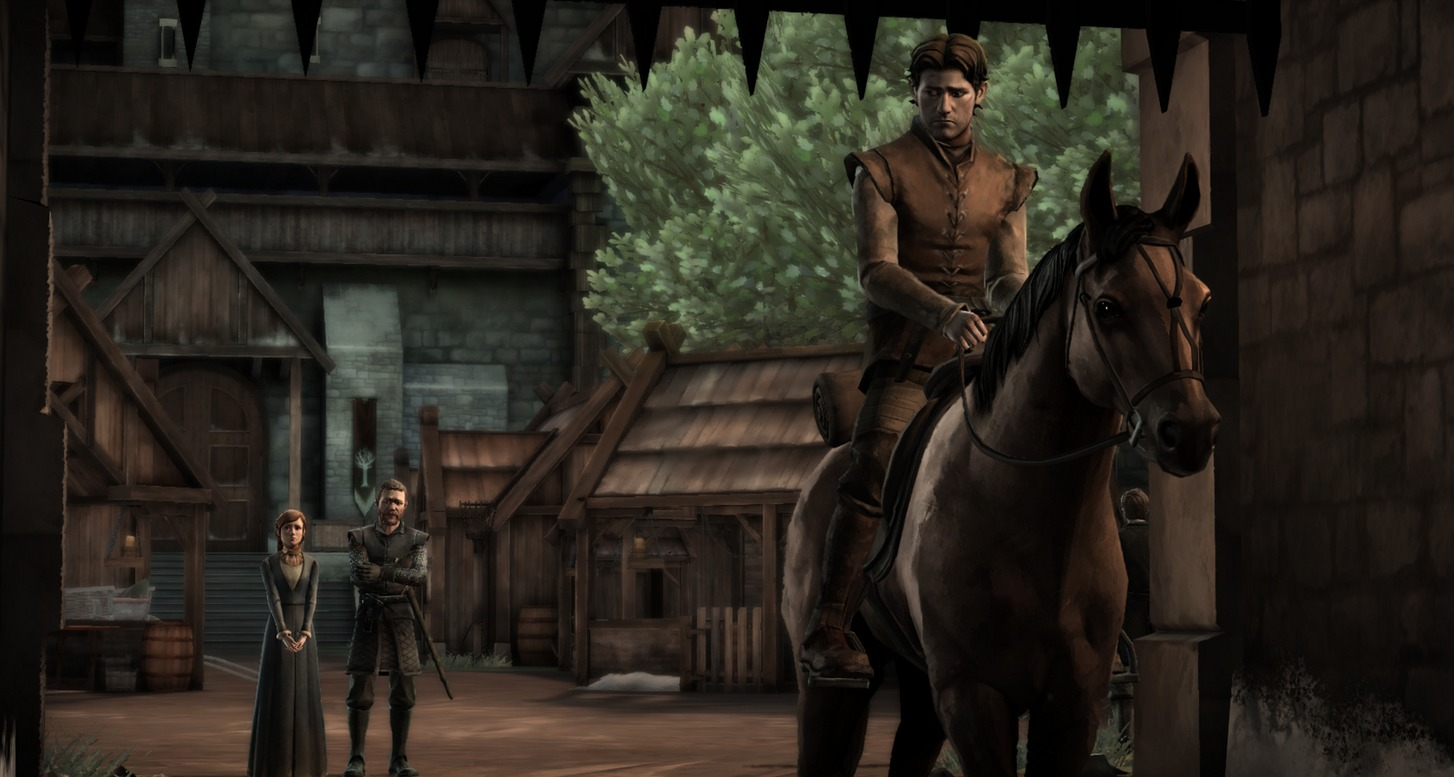 Screenshot 2 for Game of Thrones – A Telltale Games Series