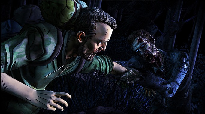 Screenshot 1 for The Walking Dead - A Telltale Games Series