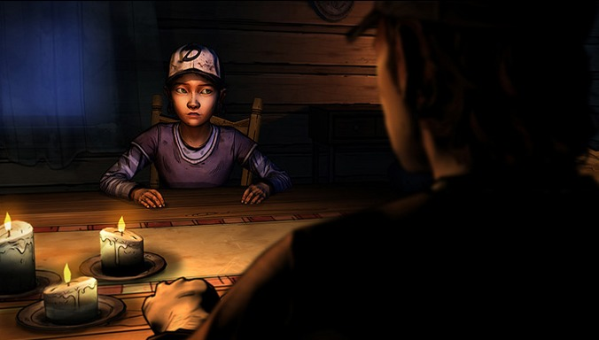 Screenshot 2 for The Walking Dead - A Telltale Games Series
