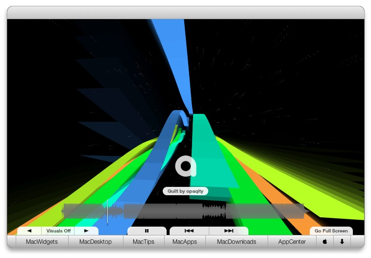Screenshot 1 for Audiotool Radio