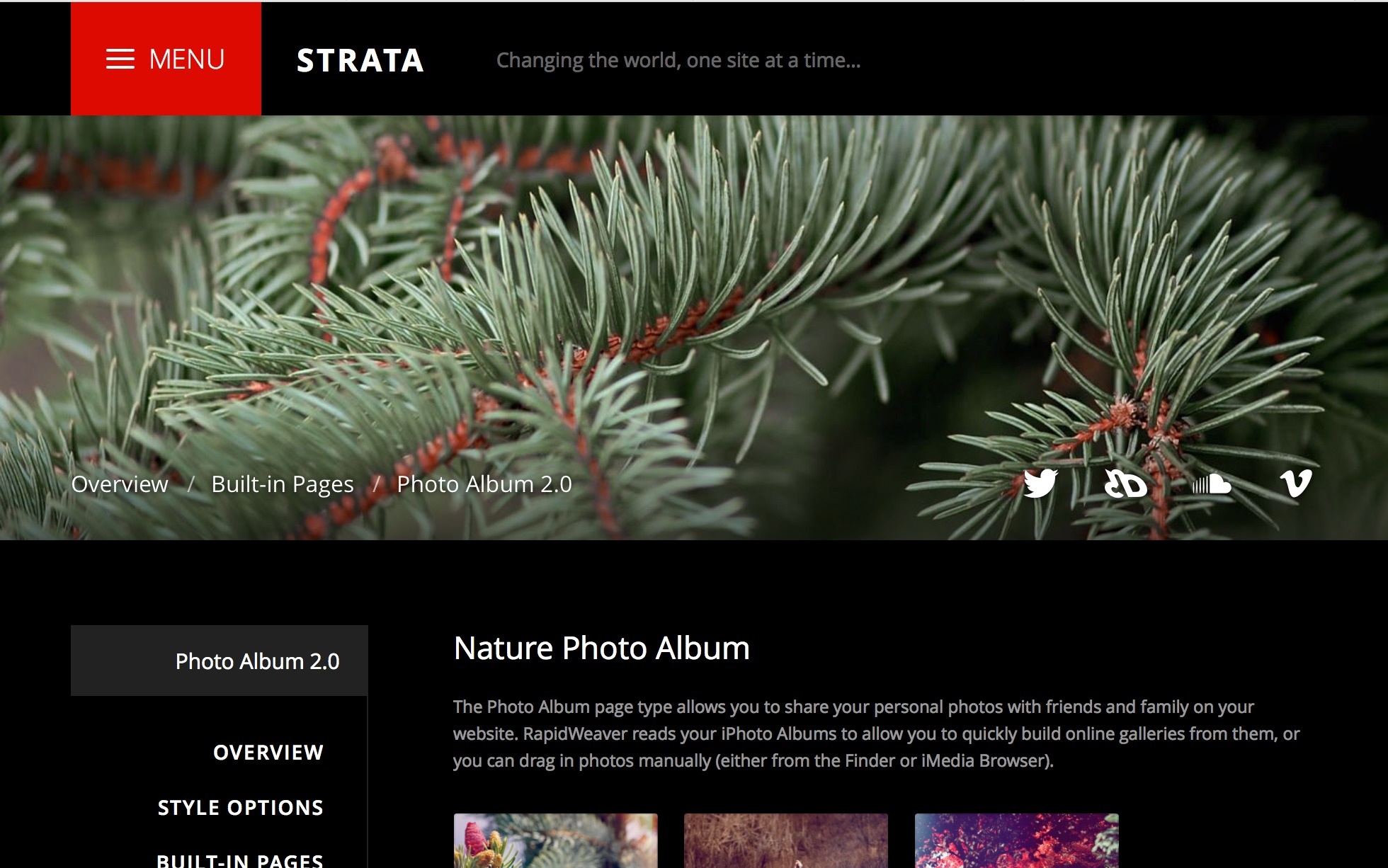 Screenshot 2 for Strata