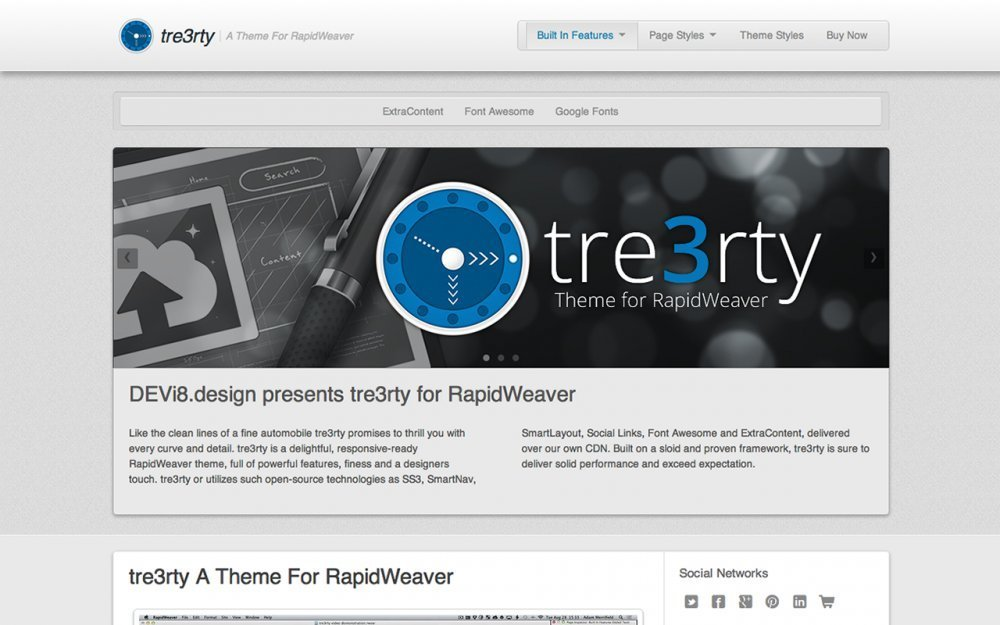 Screenshot 1 for tre3rty 2