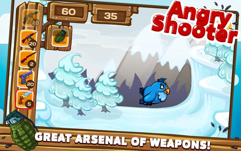 Screenshot 3 for Angry Shooter PRO