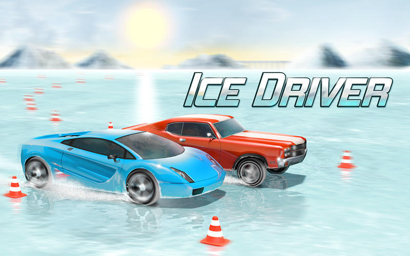 Screenshot 1 for Ice Driver