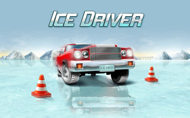 Screenshot 2 for Ice Driver