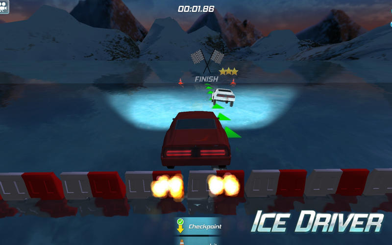 Screenshot 4 for Ice Driver