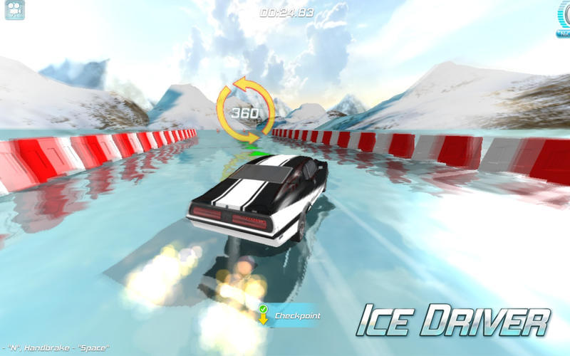 Screenshot 5 for Ice Driver