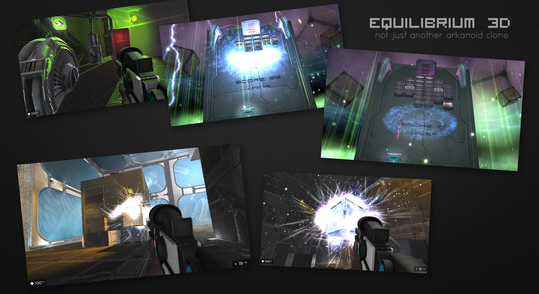 Screenshot 1 for Equilibrium 3D