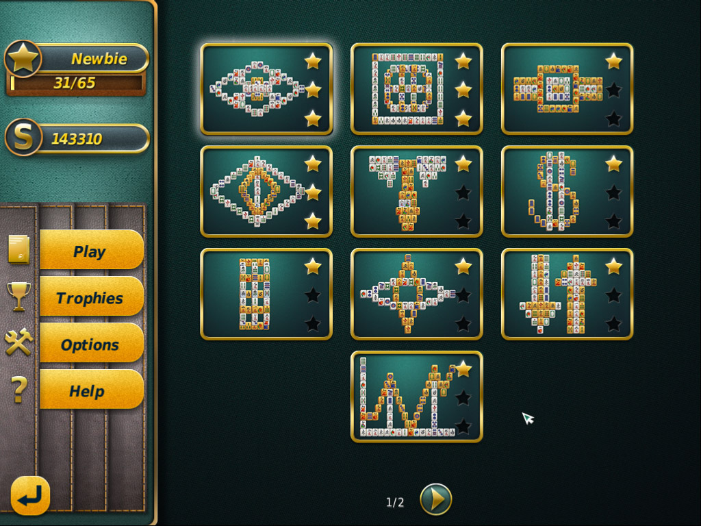 Screenshot 1 for Mahjong Business Style