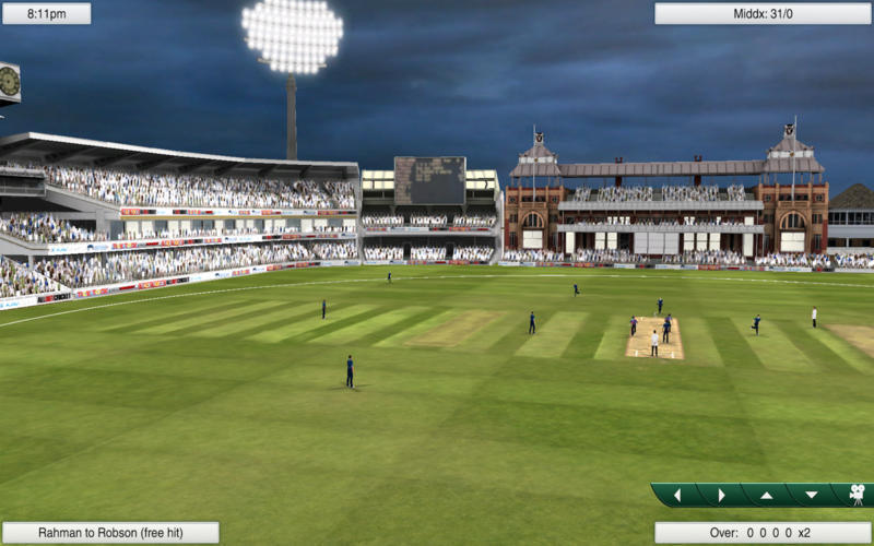 Screenshot 2 for Cricket Captain 2016