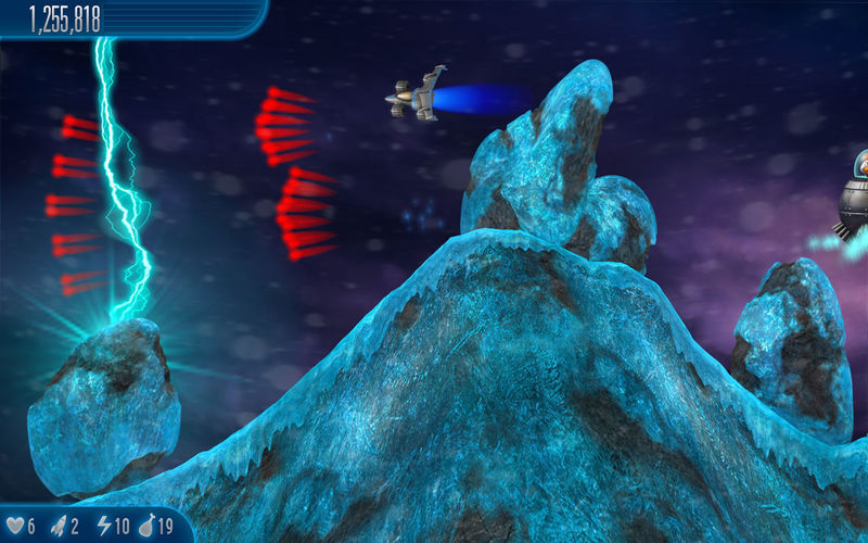 Screenshot 3 for Chicken Invaders 5