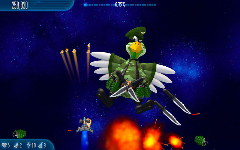 Screenshot 5 for Chicken Invaders 5