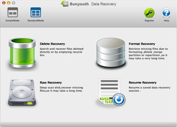 Screenshot 4 for Sunyouth Data Recovery