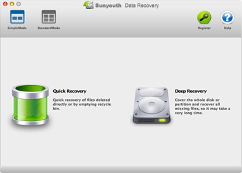 Screenshot 5 for Sunyouth Data Recovery