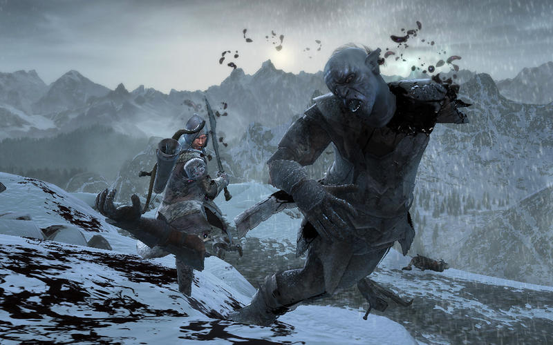 Screenshot 5 for The Lord of the Rings: War in the North