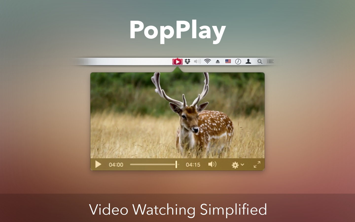 Screenshot 1 for PopPlay