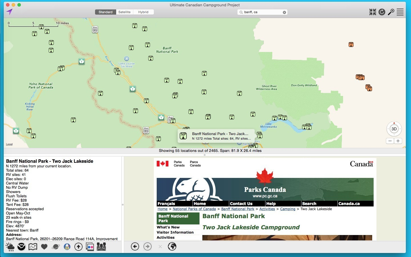 Screenshot 2 for Ultimate Canadian Campground Project
