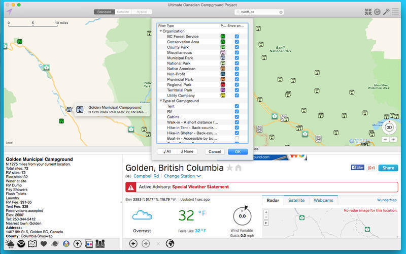 Screenshot 3 for Ultimate Canadian Campground Project