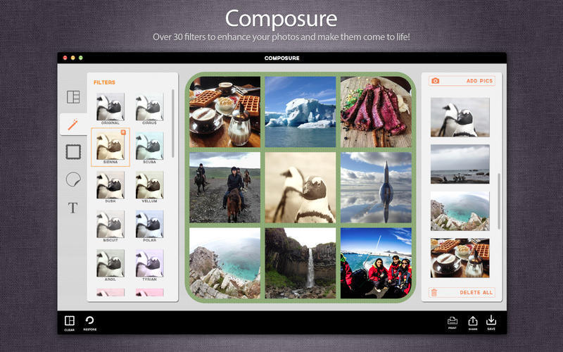 Screenshot 3 for Composure