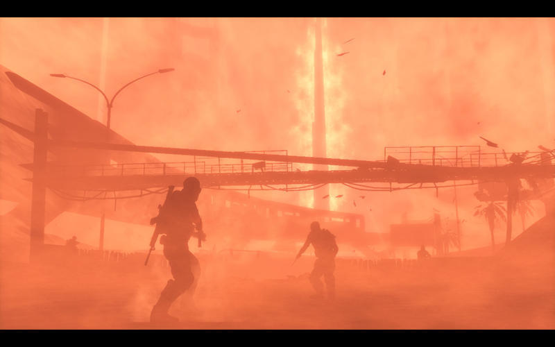 Screenshot 1 for Spec Ops: The Line
