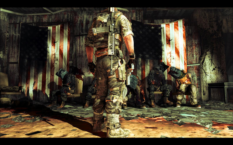 Screenshot 2 for Spec Ops: The Line