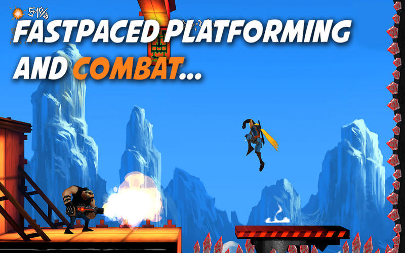 Screenshot 2 for Shadow Blade