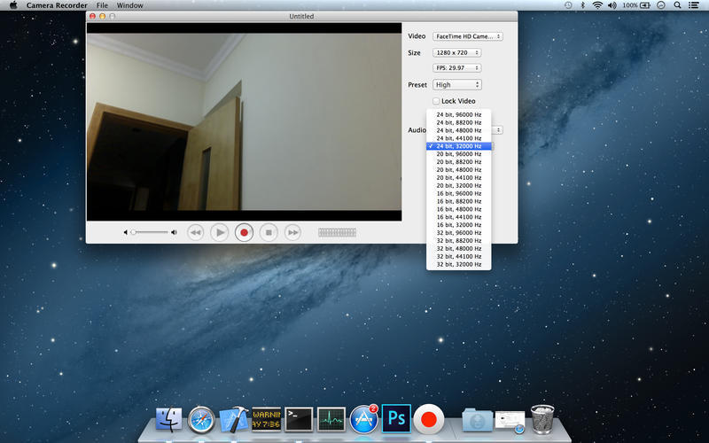 Screenshot 2 for Camera Recorder