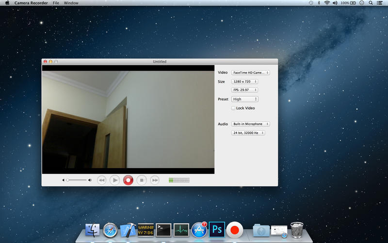 Screenshot 3 for Camera Recorder
