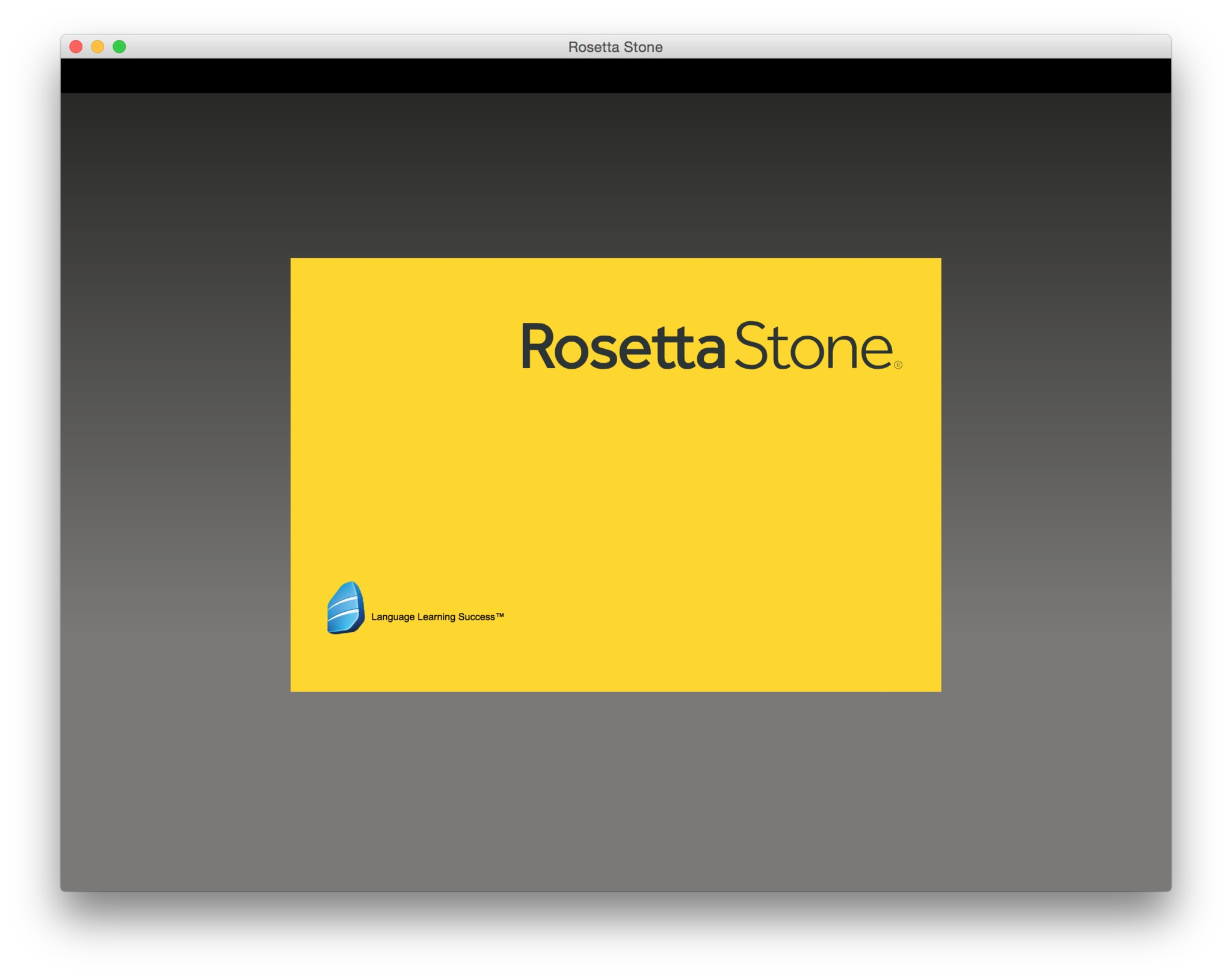Screenshot 1 for Rosetta Stone TOTALe