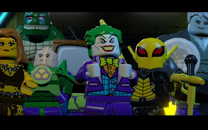 Screenshot 5 for LEGO Batman 3: Beyond Gotham