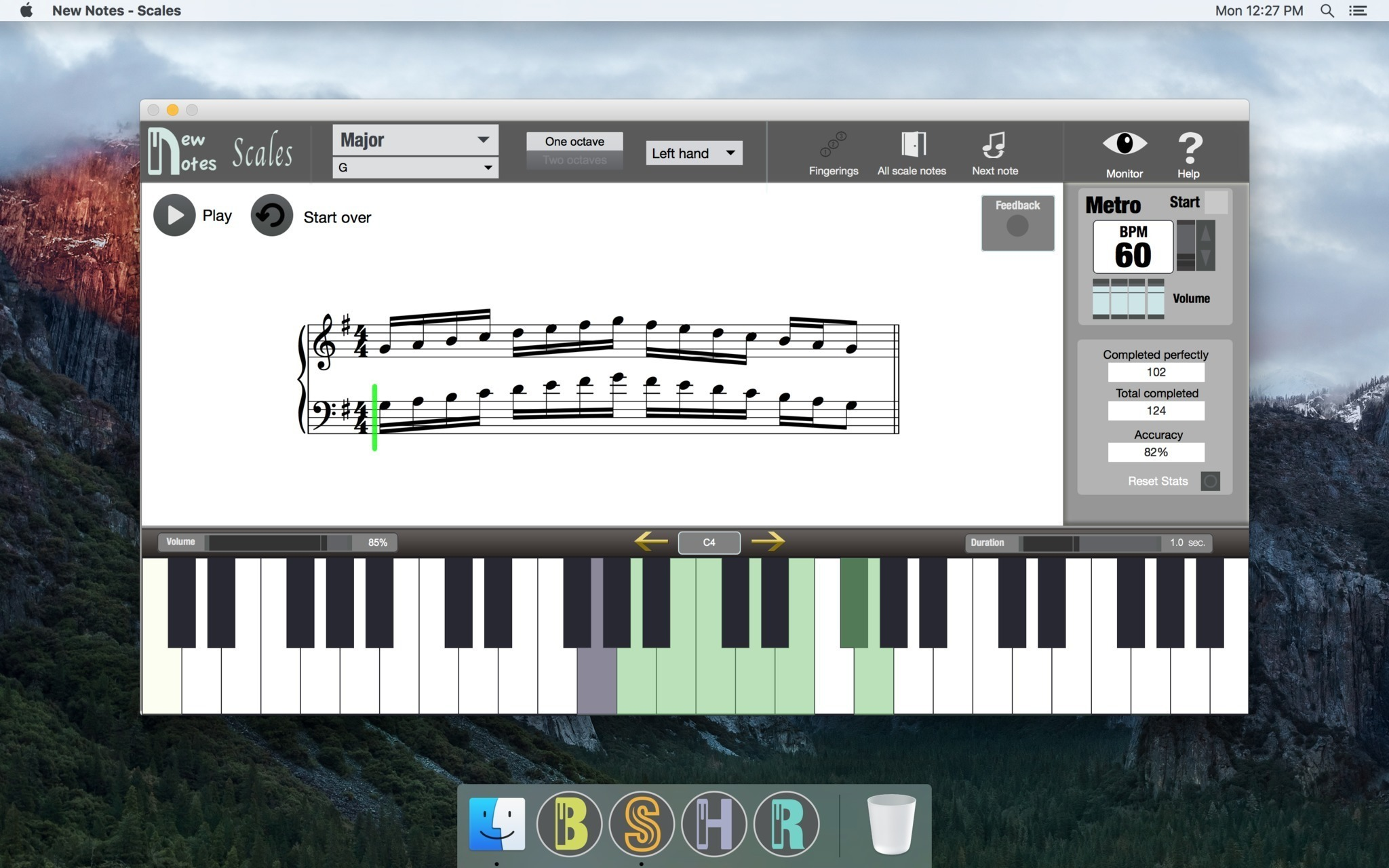 Screenshot 2 for New Notes - Scales