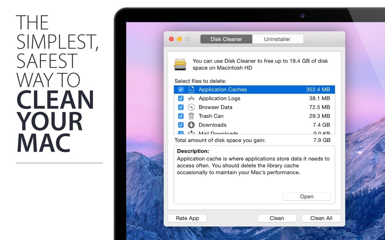 mac disk cleanup free