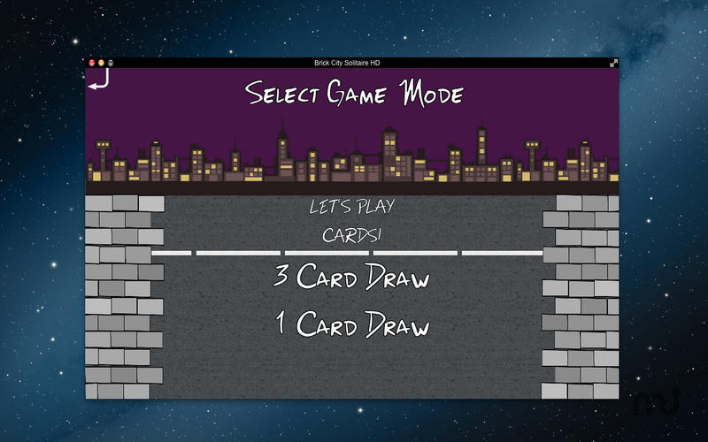 Screenshot 4 for Brick City Solitaire