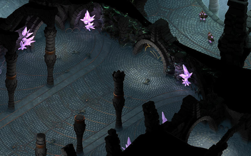 Screenshot 1 for Pillars of Eternity
